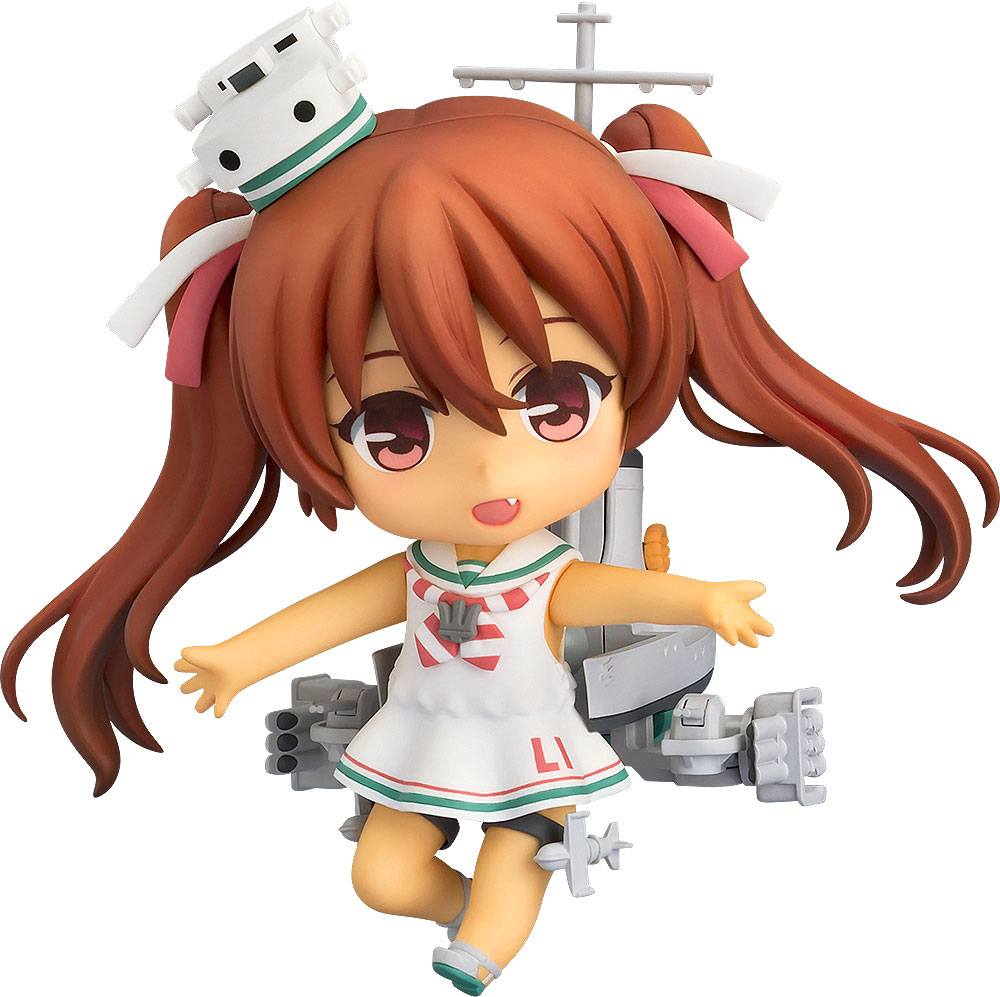 Kantai Collection Nendoroid Action Figure Libeccio 10 cm