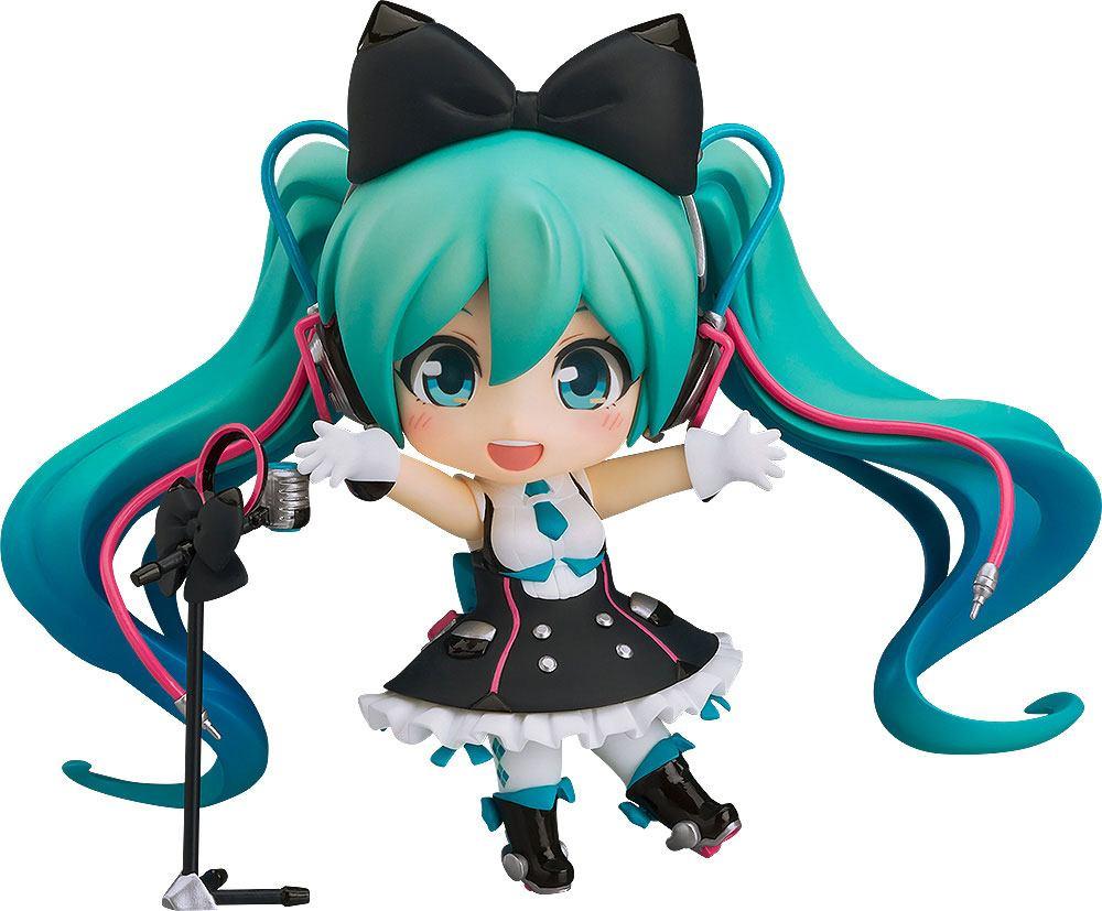Character Vocal Series 01 Nendoroid Action Figure Hatsune Miku Magical Mirai 2016 Ver. 10 cm