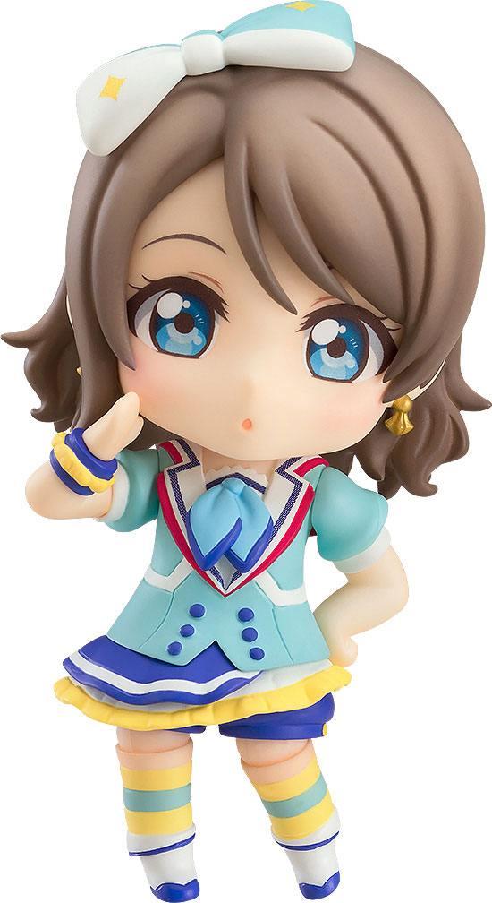 Love Live! Sunshine!! Nendoroid Action Figure You Watanabe 10 cm