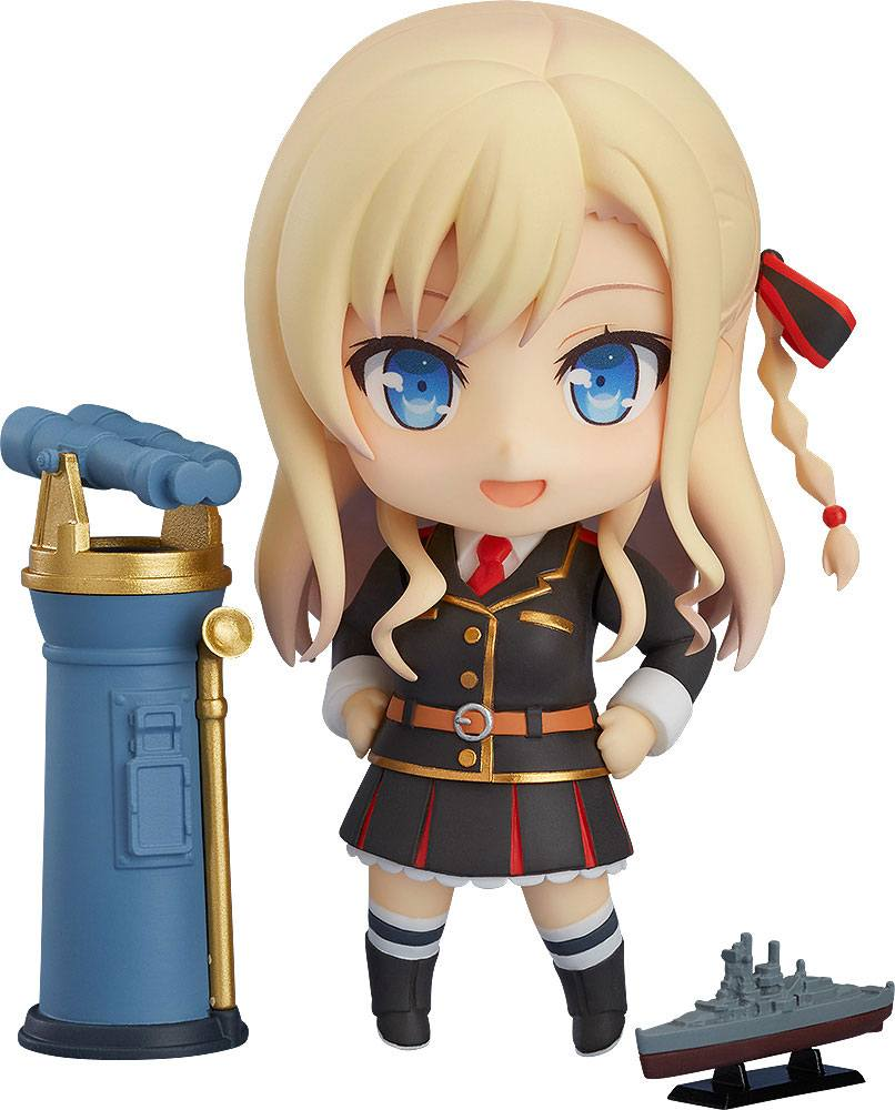 High School Fleet Nendoroid Action Figure Wilhelmina 10 cm