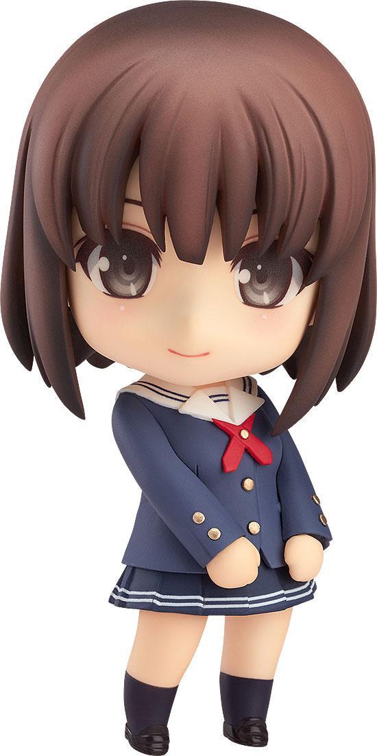 Saekano How to Raise a Boring Girlfriend Nendoroid Action Figure Megumi Kato 10 cm