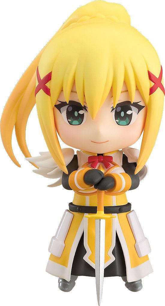 Kono Subarashii Sekai ni Shukufuku o! Nendoroid Action Figure Darkness 10 cm