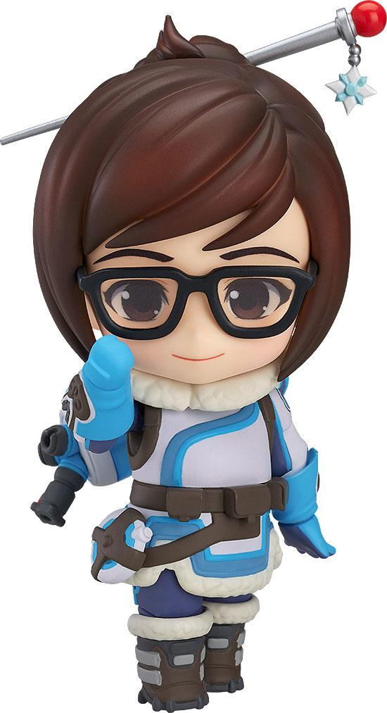 Overwatch Nendoroid Action Figure Mei Classic Skin Edition 10 cm