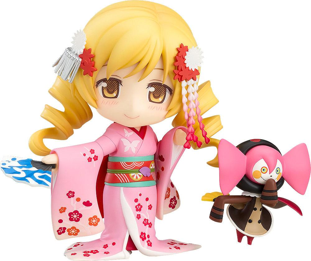 Puella Magi Madoka Magica The Movie Nendoroid Action Figure Mami Tomoe Maiko Ver. 10 cm