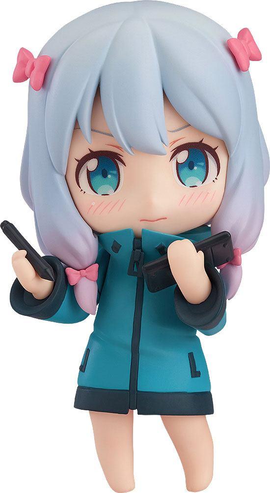 Eromanga Sensei Nendoroid Action Figure Sagiri Izumi 10 cm