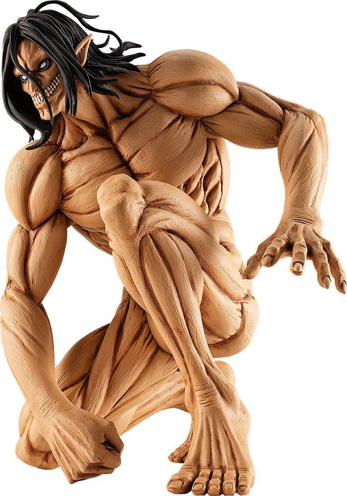 Attack on Titan Pop Up Parade PVC Statue Eren Yeager: Attack Titan Ver. 15 cm