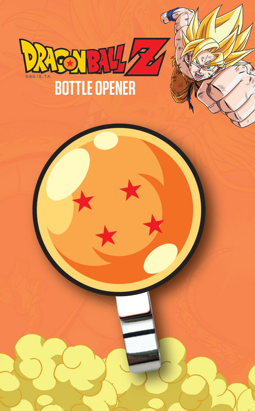 Dragonball Z Bottle Opener Dragon Ball 9 cm