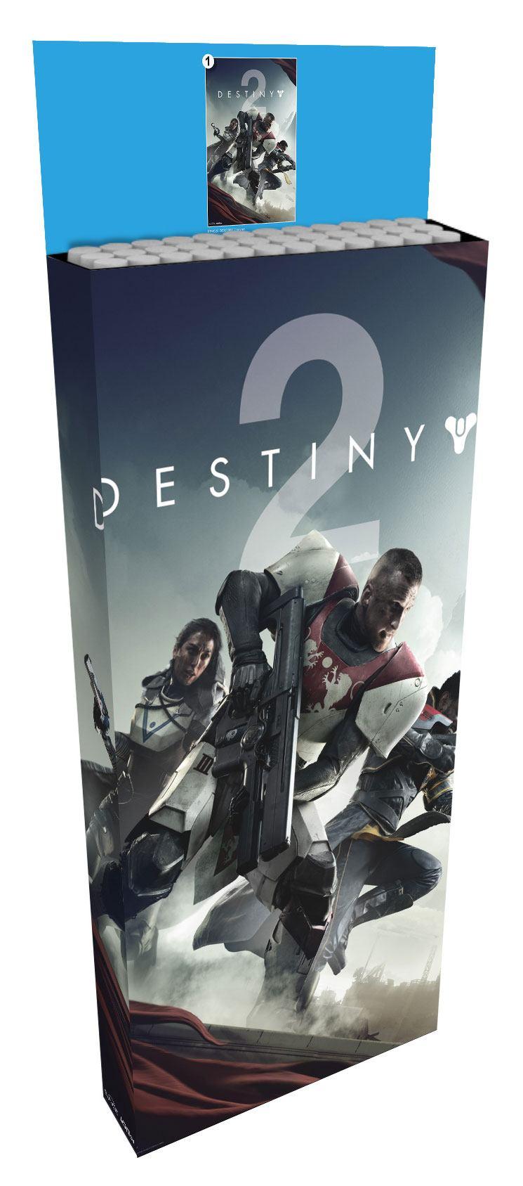 Destiny 2 Poster 61 x 91 cm Display (35)