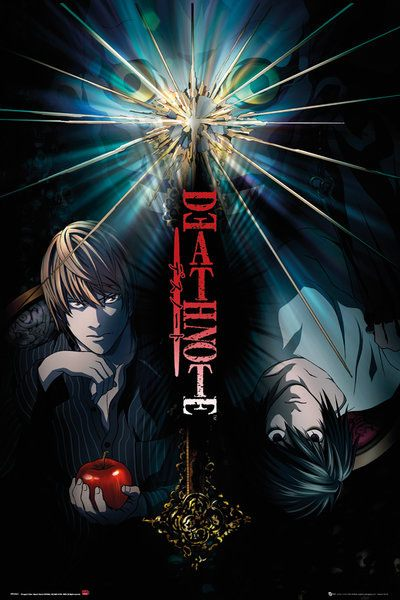 Death Note Poster Pack Duo 61 x 91 cm (5)