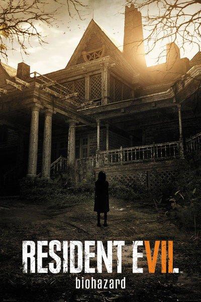 Resident Evil 7 Poster Pack Key Art 61 x 91 cm (5)