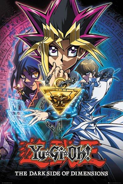 Yu-Gi-Oh! Poster Pack DSOD 61 x 91 cm (5)