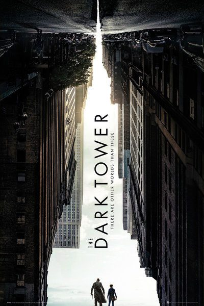 The Dark Tower Poster Pack One Sheet 61 x 91 cm (5)