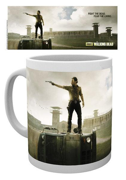 Walking Dead Mug Prison