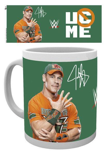 WWE Wrestling Mug John Cena