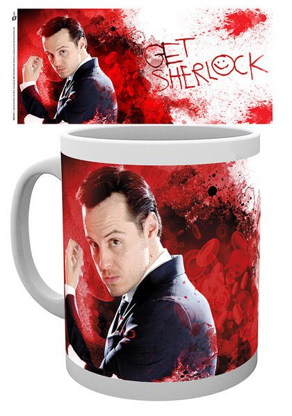 Sherlock Mug Get Sherlock