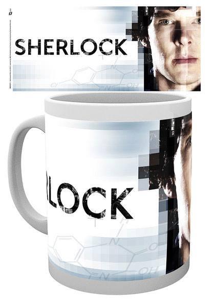 Sherlock Mug Sherlock