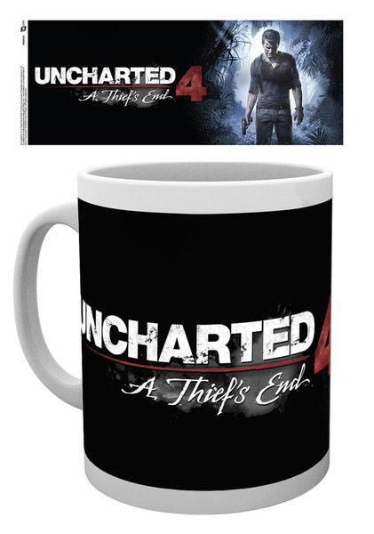 Uncharted 4 Mug Thiefs End