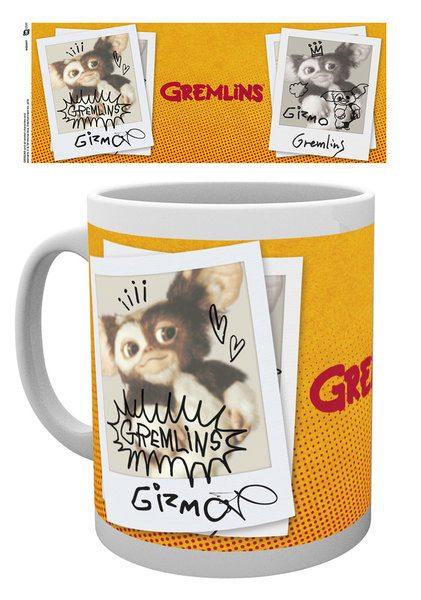 Gremlins Mug Polaroid Gizmo