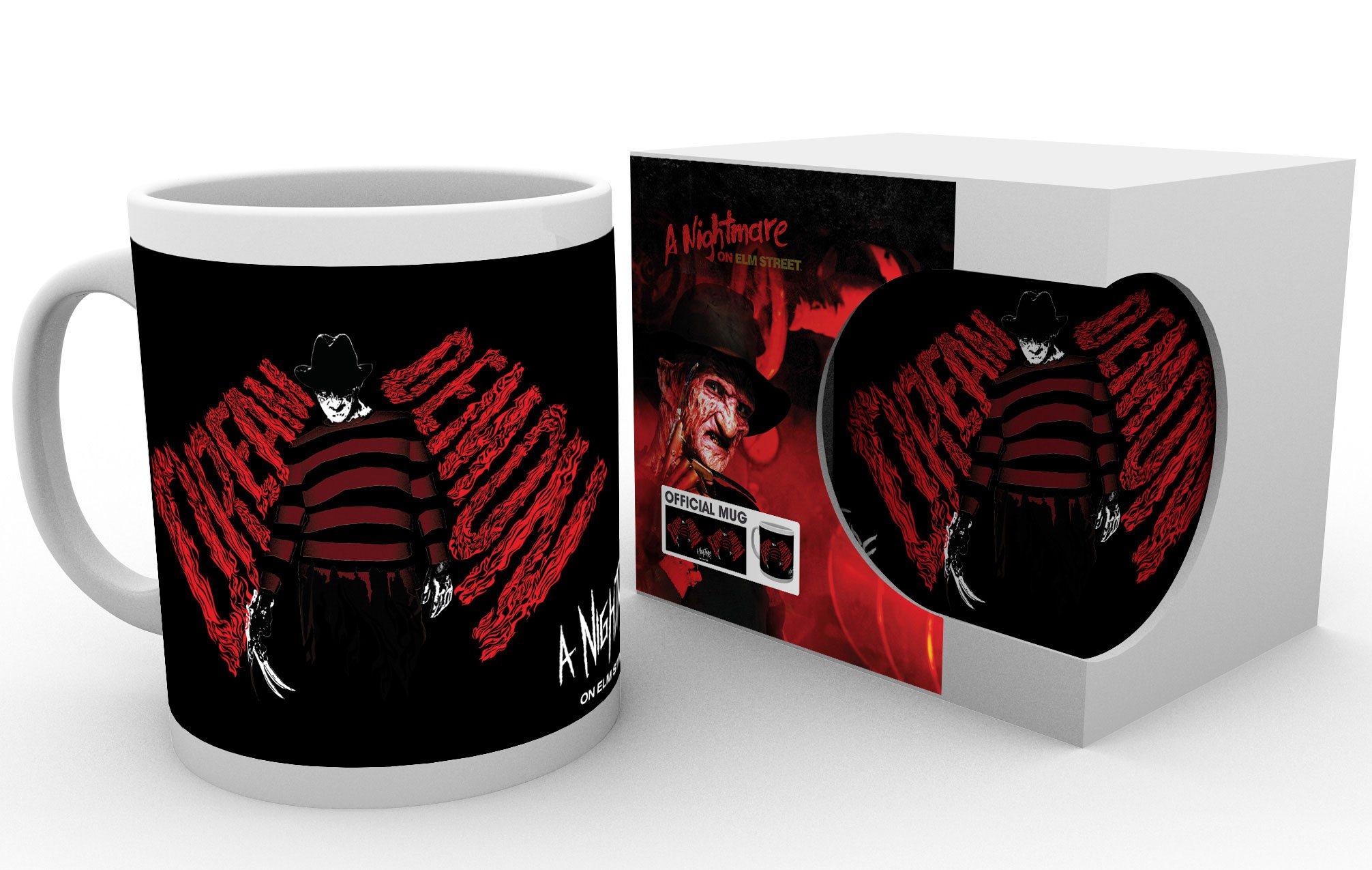 Nightmare on Elm Street Mug Freddy heo Exclusive