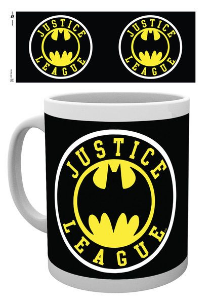 DC Comics Mug Batman Justice League