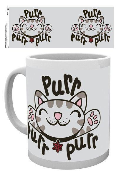 The Big Bang Theory Mug Kitty