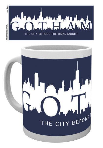 Gotham Mug Logo