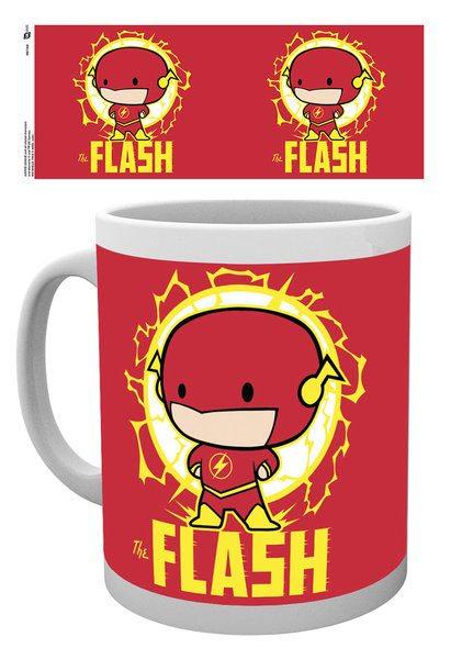 DC Comics Mug Flash Chibi