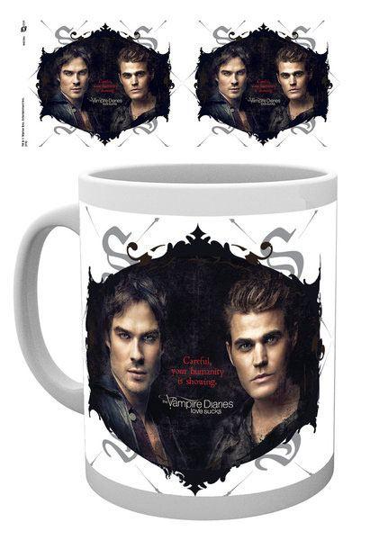 Vampire Diaries Mug Careful