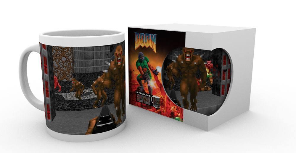 Doom Classic Mug FPS