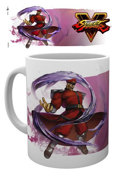 Street Fighter V Mug Bison