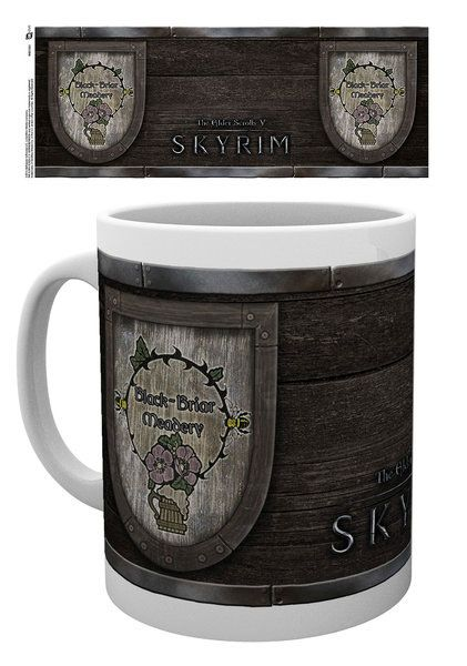 The Elder Scrolls V Mug Black Briar