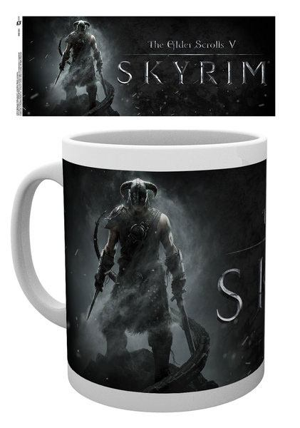 The Elder Scrolls V Mug Dragon Born
