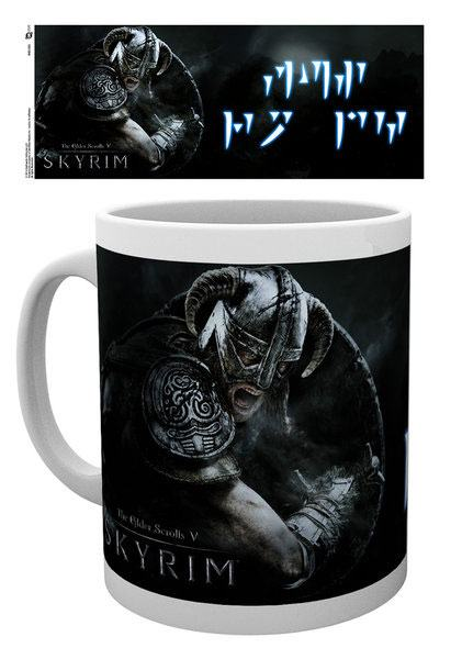 The Elder Scrolls V Mug Shout