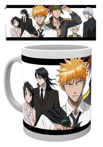 Bleach Mug Collage