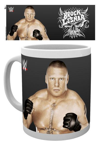 WWE Wrestling Mug Lesnar