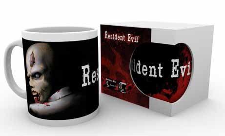 Resident Evil Mug Zombie