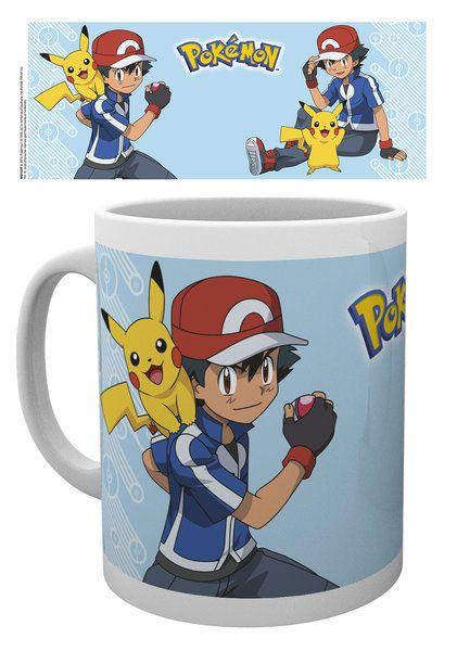 Pokemon Mug Ash