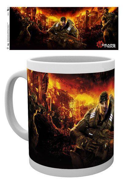 Gears of War 4 Mug Key Art 3