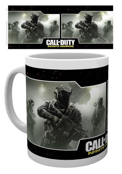 Call of Duty Infinite Warfare Mug Game Cover