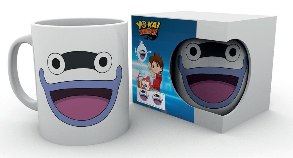Yo-kai Watch Mug Whisper Face