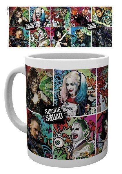 Suicide Squad Mug Compilation