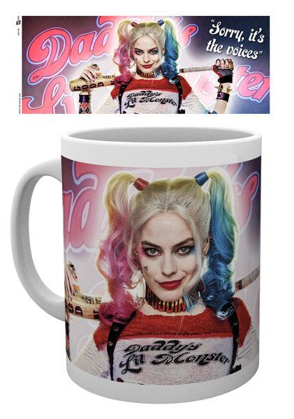 Suicide Squad Mug Good Night