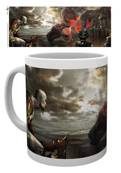 God of War Mug Titan