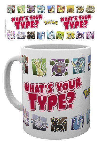 Pokemon Mug My Type