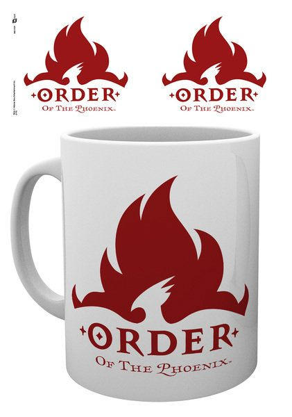 Harry Potter Mug Order Of The Phoenix