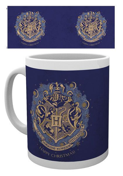 Harry Potter Mug XMAS Hogwarts