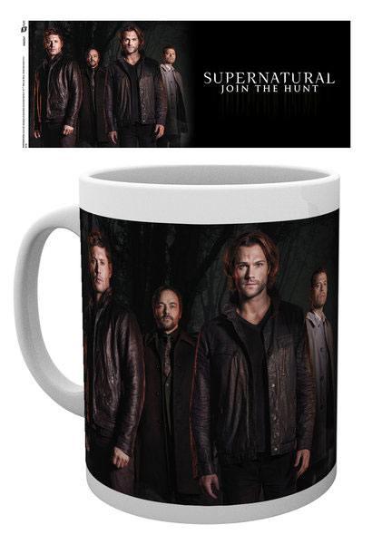 Supernatural Mug Key Art