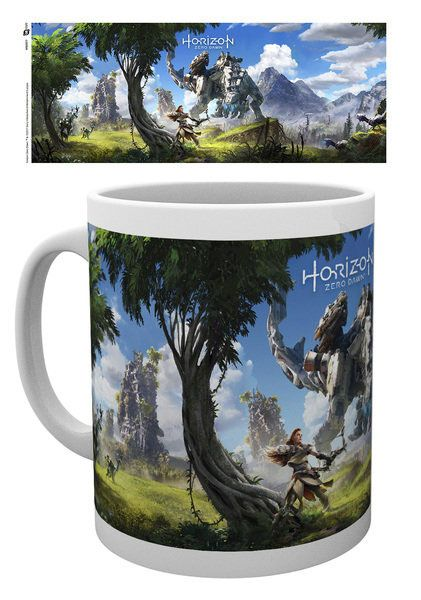 Horizon Zero Dawn Mug Key Art