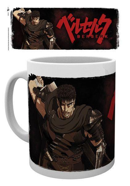 Berserk Mug Logo