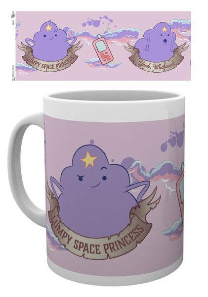Adventure Time Mug Lumpy Space Princess